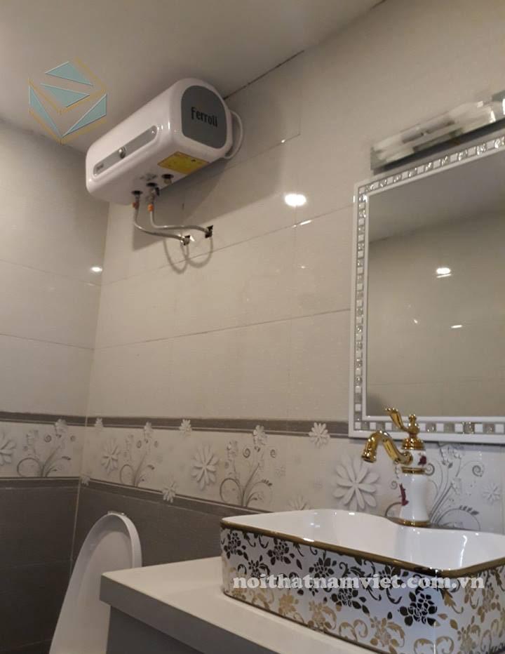Thiết kế và thi công bàn lavabo