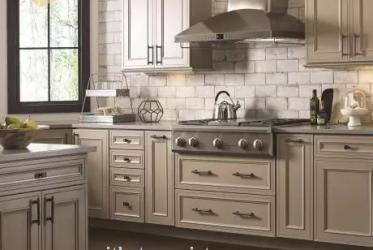 Thiết kế thi công tủ bếp nhôm hiện đại 0016 nhà chị Nga – Tân Bình TP HCM